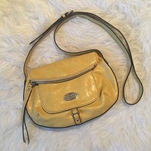 Nine West Yellow Crossbody Bag